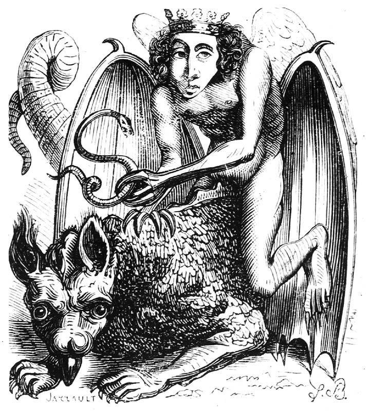 ソロモン72柱の悪魔のアスタロトとは?