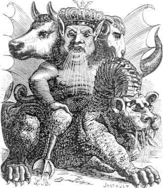 アスモデウスはどんな姿で現れるのか?