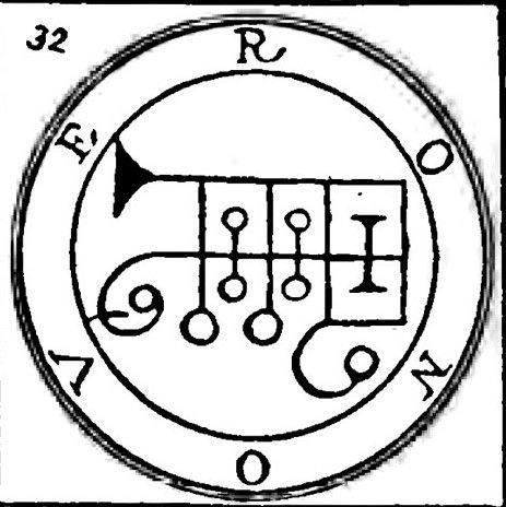 ロノウェの紋章
